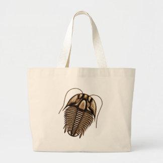 Trilobite Large Tote Bag