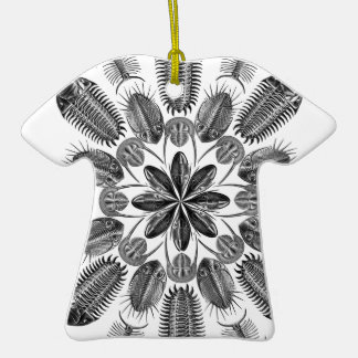 Trilobite Mandala Ornaments