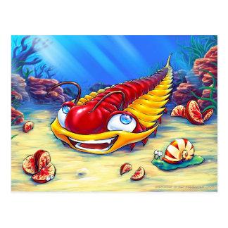 Trilobite Postcard