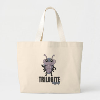 Trilobite Sized - Boy (Trillo) Canvas Bags