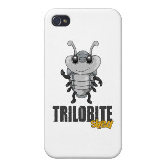Trilobite Sized - Uni Design iPhone 4/4S Case