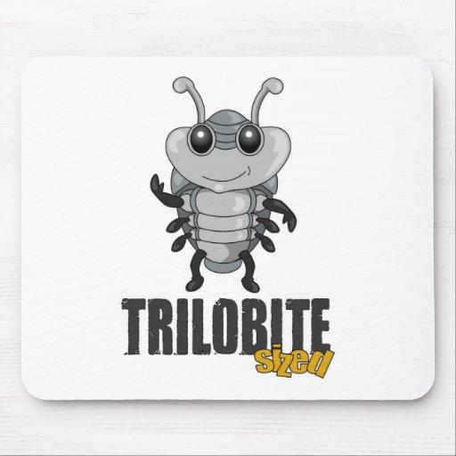 Trilobite Sized - Uni Design Mouse Pad