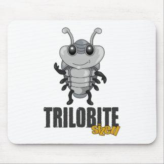 Trilobite Sized - Uni Design Mouse Pads
