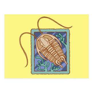 Trilobite Tarjetas Postales