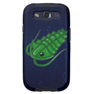 Trilobite verde galaxy SIII cobertura