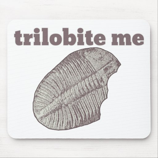 Trilobite yo mousepads