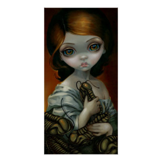 Trilobites ART PRINT by Jasmine Becket-Griffith