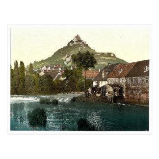 Trimberg, Black Forest, Baden, Germany rare Photoc Postcard
