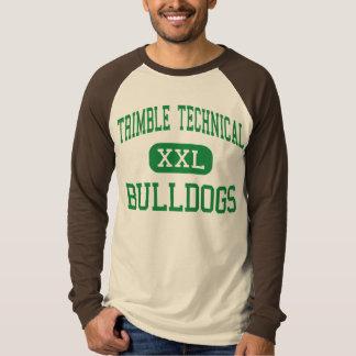 Trimble Technical - Bulldogs - High - Fort Worth T-Shirt