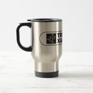 TRIMETHYLXANTHINE (Caffeine) Travel Mug