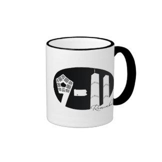 Trimmed 9-11 Mug