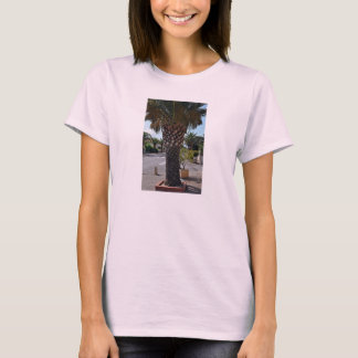 Trimmed palm tree close up T-Shirt