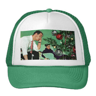 Trimming the Tree Trucker Hat