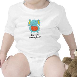 Trimph Elephant shirt for baby boys