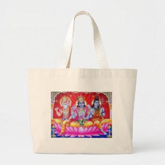 Trimurti Tote Bag