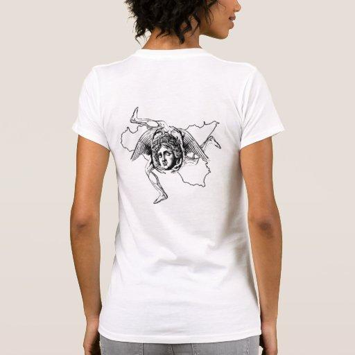 Trinacria Camisetas