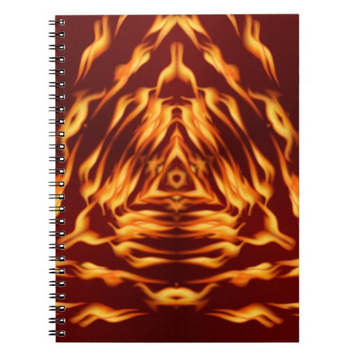 Trinary Fire Note Books