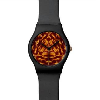 Trinary Fire Wrist Watches