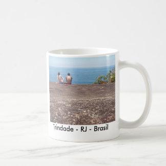 Trindade - RJ - Brasil Classic White Coffee Mug