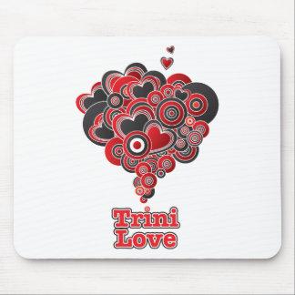 Trini Love Mouse Pads