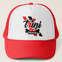Trini To De Bone Trucker Hat