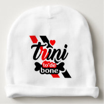 Trini to the Bone Baby Beanie
