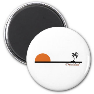 Trinidad 2 Inch Round Magnet