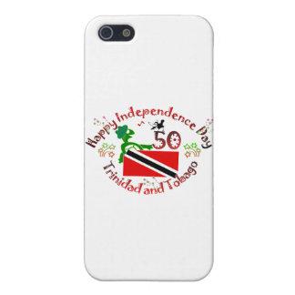 Trinidad and Tobago, 50.a independencia, regalos, iPhone 5 Funda