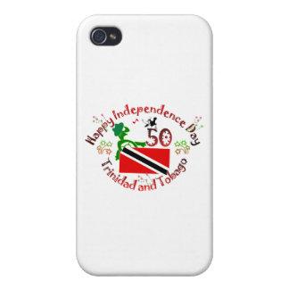 Trinidad and Tobago, 50.a independencia, regalos, iPhone 4 Funda