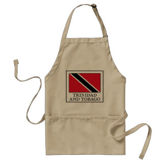 Trinidad and Tobago Adult Apron