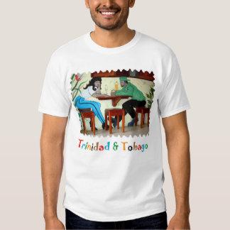 Trinidad and Tobago Bar Scene T Shirt