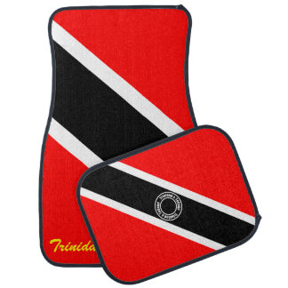Trinidad and Tobago Car Mat