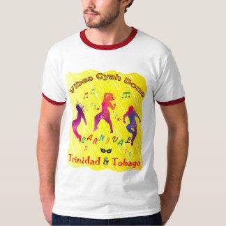 Trinidad and Tobago Carnival Bacchanal T-Shirt