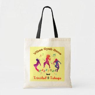Trinidad and Tobago Carnival Tote Bags