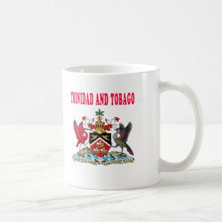 Trinidad and Tobago Coat Of Arms Designs Coffee Mug