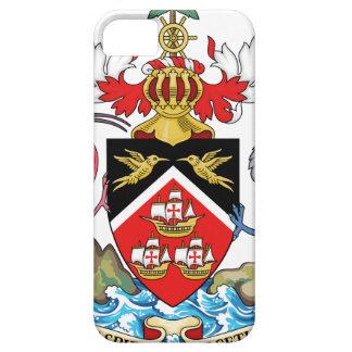 Trinidad and Tobago Coat of Arms iPhone SE/5/5s Case