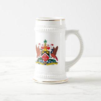 Trinidad And Tobago Coat of Arms Mug