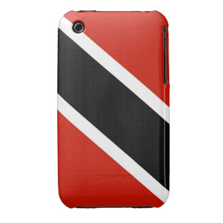 trinidad and tobago country flag case iPhone 3 Case-Mate case