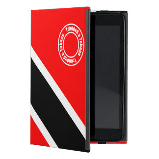 Trinidad and Tobago Cover For iPad Mini