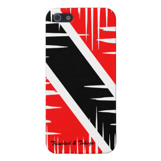 Trinidad and Tobago Cover For iPhone SE/5/5s