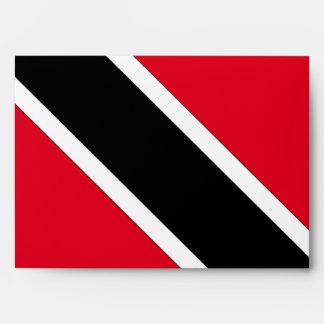 Trinidad and Tobago Envelope