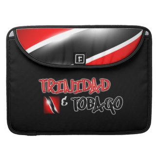 Trinidad and tobago Flag 15 Inch MacBook Pro Sleeve