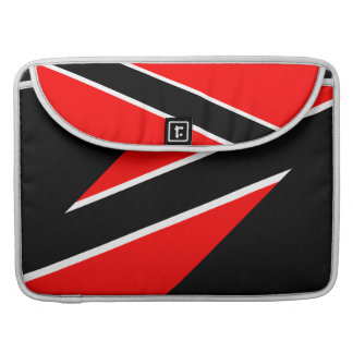 Trinidad and tobago Flag 15 Inch Sleeve For MacBook Pro
