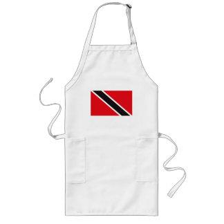 Trinidad and Tobago Flag Apron