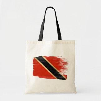 Trinidad and Tobago Flag Canvas Bags