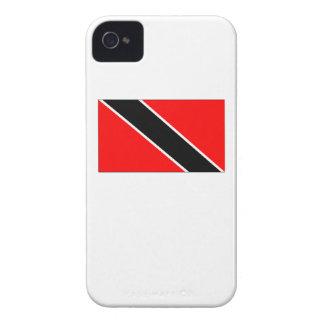 Trinidad And Tobago Flag Case-Mate iPhone 4 Cases