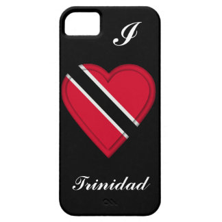 Trinidad and Tobago flag iPhone 5 Covers