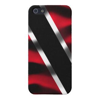 Trinidad and Tobago Flag Iphone 4/4S Speck Case iPhone 5 Case