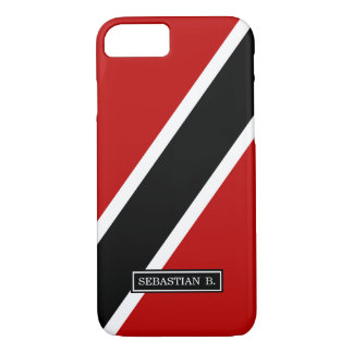 Trinidad and Tobago Flag iPhone 7 Case