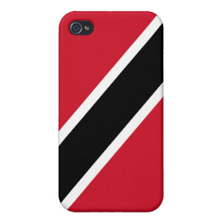 Trinidad and Tobago Flag iPhone 4/4S Cover